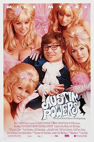 Szőr Austin Powers: Őfelsége titkolt ügynöke