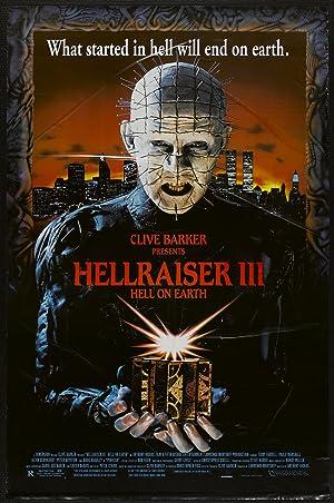 Hellraiser: La puerta al infierno ()