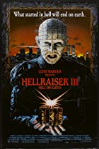 Hellraiser III: Hell on Earth (1992) Poster