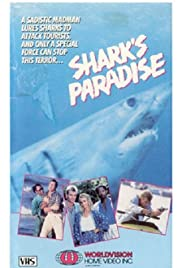 Shark's Paradise Poster