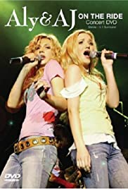 Aly & AJ in Concert Poster