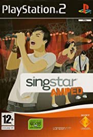 SingStar Amped Poster