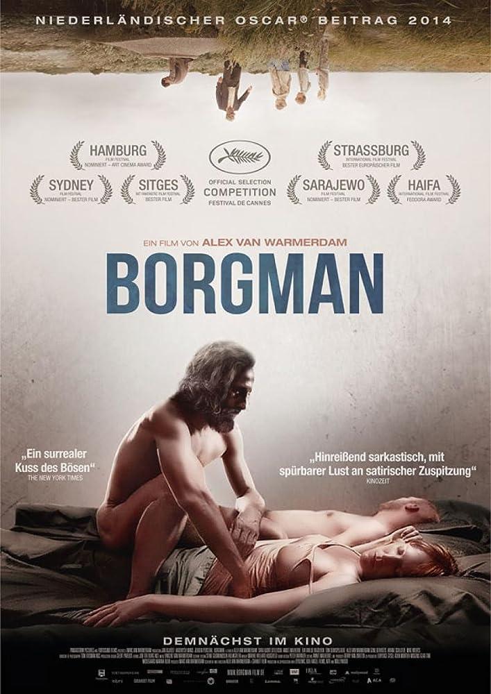 Resultado de imagen para Borgman Poster