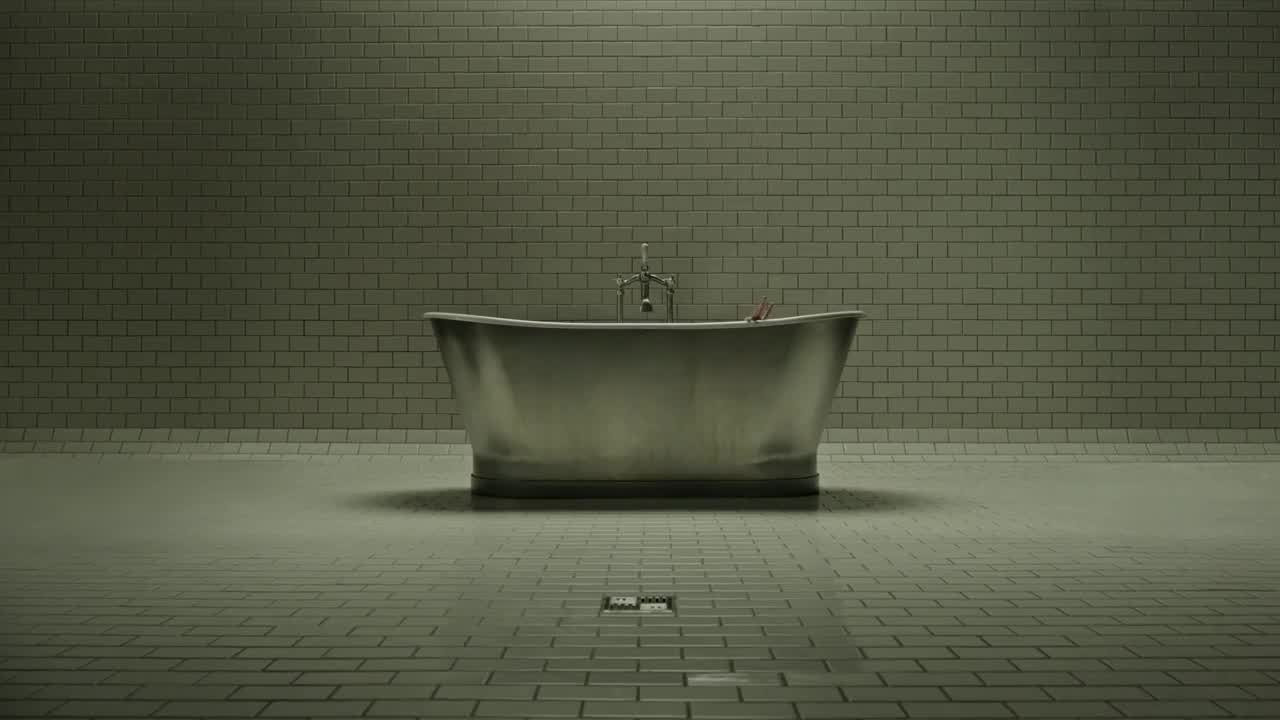 Trailer A Cure for Wellness 2016