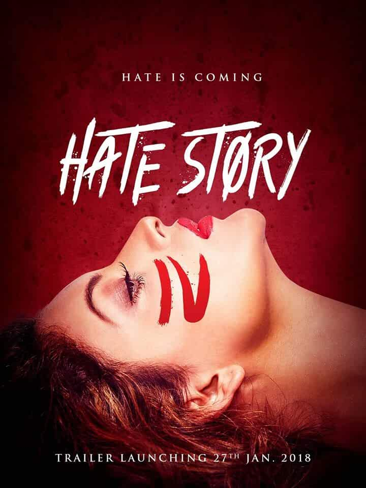 Hate Story IV 2018 Urvashi Rautela Official Trailer Watch Online