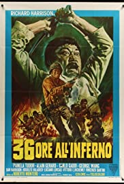 36 ore all'inferno Poster