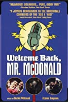 Image of Welcome Back, Mr. McDonald