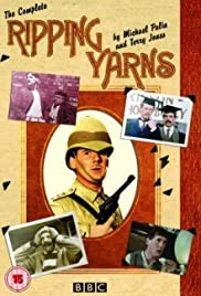Ripping Yarns Poster
