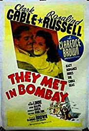 They Met in Bombay (1941) Poster - Movie Forum, Cast, Reviews