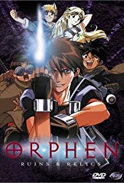 Sorcerous Stabber Orphen Poster - TV Show Forum, Cast, Reviews