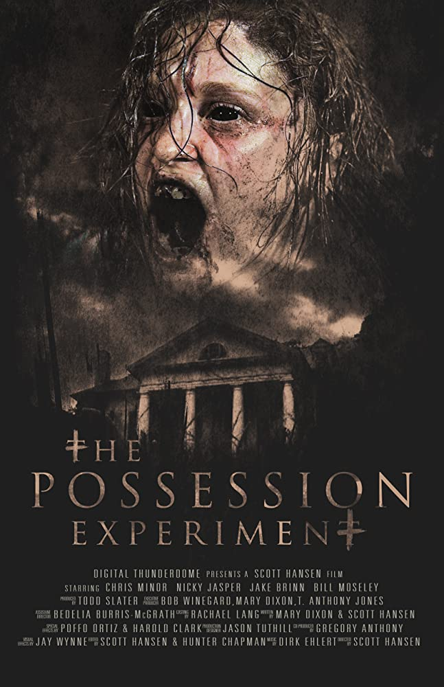 Ver The Possession Experiment