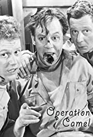 Operation Camel (1960) Poster - Movie Forum, Cast, Reviews
