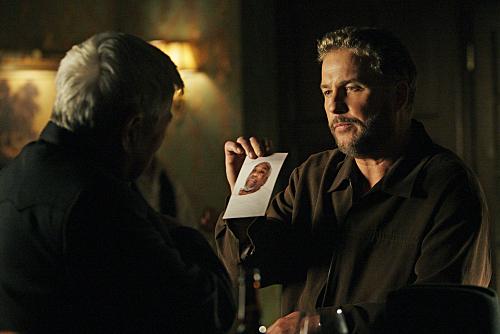 William Petersen in CSI: Crime Scene Investigation (2000)