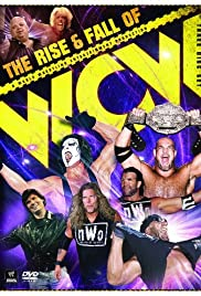 WWE: The Rise and Fall of WCW Poster