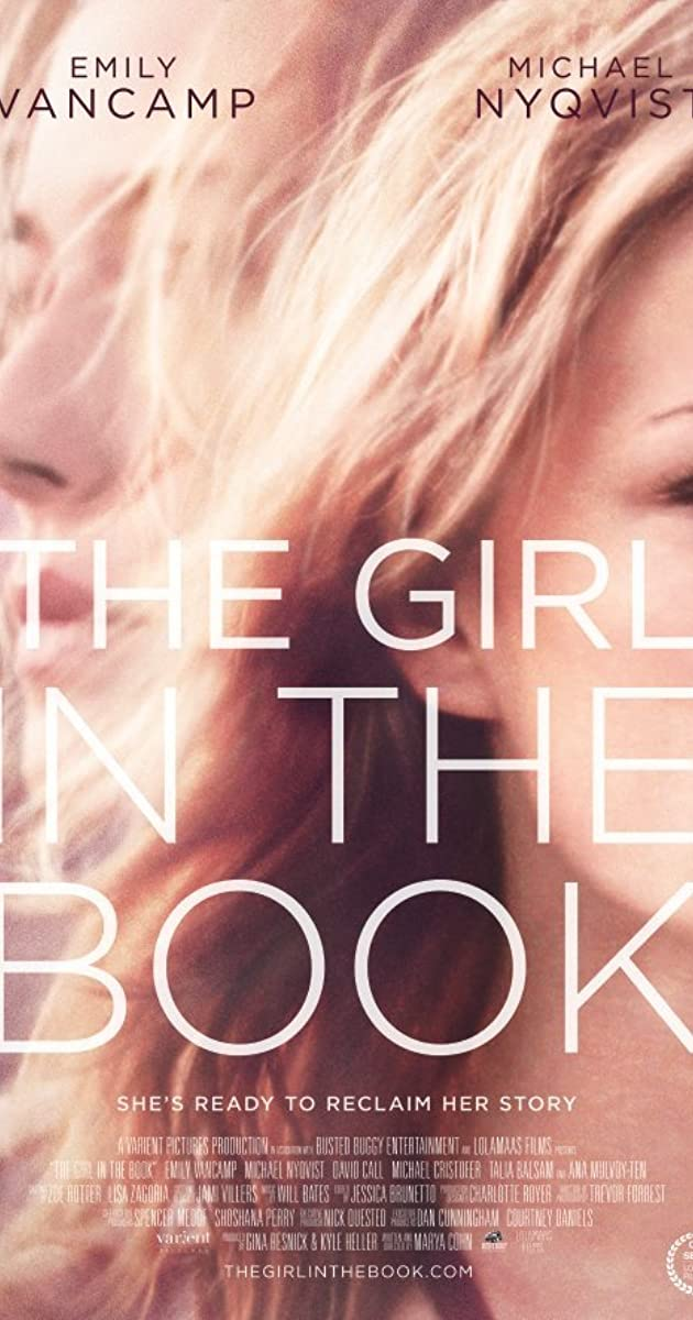 Mergina iš knygos / The Girl in the Book (2015) Online