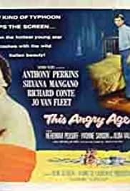 This Angry Age (1957) Poster - Movie Forum, Cast, Reviews
