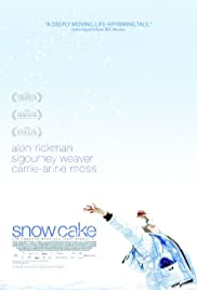 Snow Cake (2006) Poster - Movie Forum, Cast, Reviews