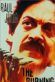 The Burning Season: The Chico Mendes Story Poster