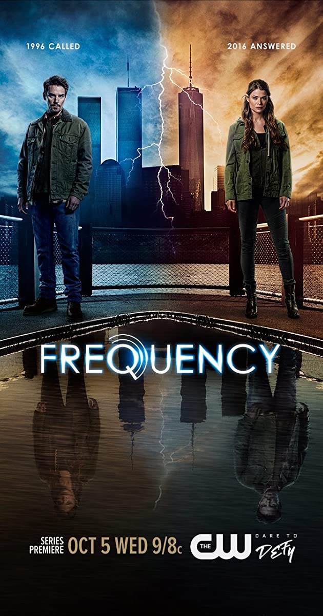 Image result for Frequency tv series