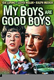 My Boys Are Good Boys Poster