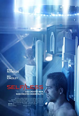 Self/less - similar movie recommendations