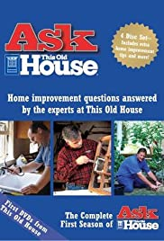 Ask This Old House Poster - TV Show Forum, Cast, Reviews