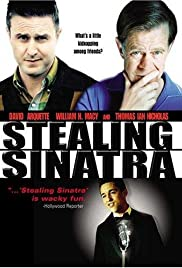 Stealing Sinatra Poster
