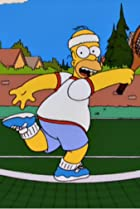 Image of The Simpsons: Tennis the Menace
