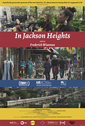 Movie In Jackson Heights (2015)