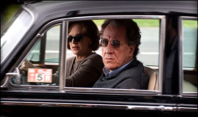 Judy Davis and Geoffrey Rush in The Eye of the Storm (2011)