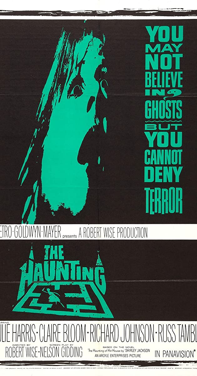 Imdb the haunted house project