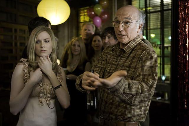 Larry David and Evan Rachel Wood in Whatever Works (2009)