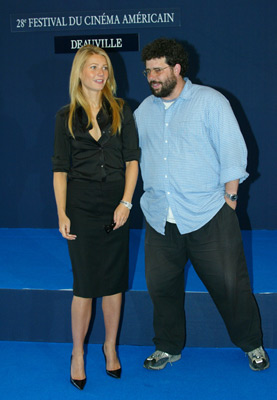 Gwyneth Paltrow and Neil LaBute at Possession (2002)