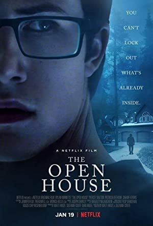 The Open House (2018) HDRip XviD AC3 EVO