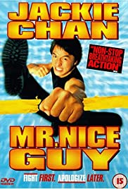 Mr. Nice Guy (Yat goh ho yan 1997) WEB-DL 480p Dual Audio (Hindi + English) – Team PHDM – 290 MB