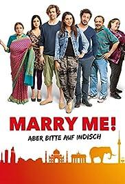 Marry Me - Aber bitte auf Indisch Poster