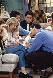 The One with the Breast Milk Poster