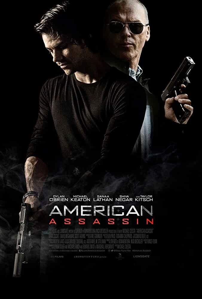 American Assassin 2017 English 480p Web-DL full movie watch online freee download at movies365.cc