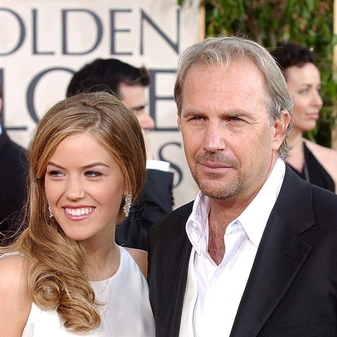 Kevin Costner y Lily Costner