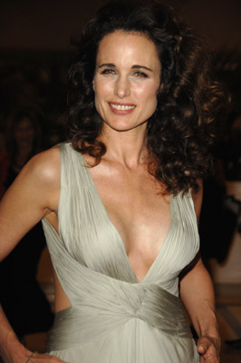 Andie MacDowell at My Blueberry Nights (2007)
