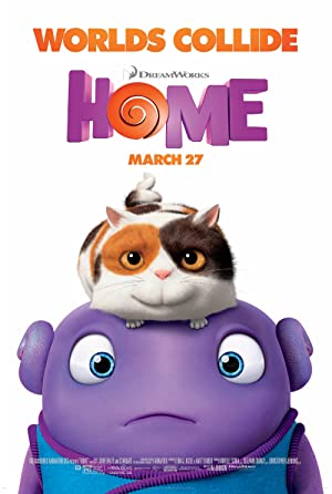 Home (2015) Download on Vidmate