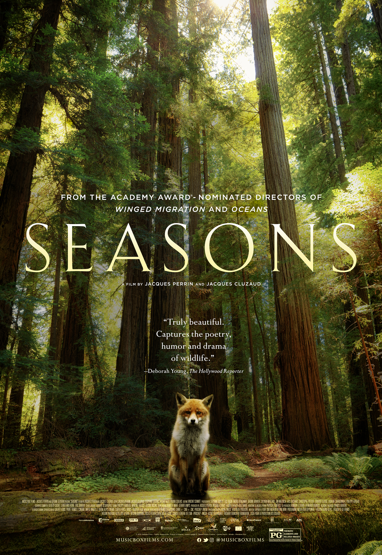 Les saisons(2015) - Cartelera