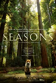 Les saisons Poster