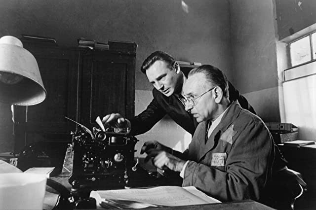 Liam Neeson and Ben Kingsley in Schindler's List (1993)