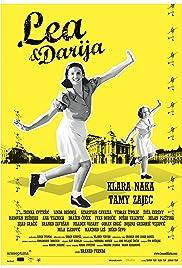 Lea and Darija Poster