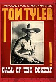 Call of the Desert Poster
