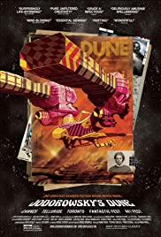 Jodorowsky's Dune (2013) Poster - Movie Forum, Cast, Reviews