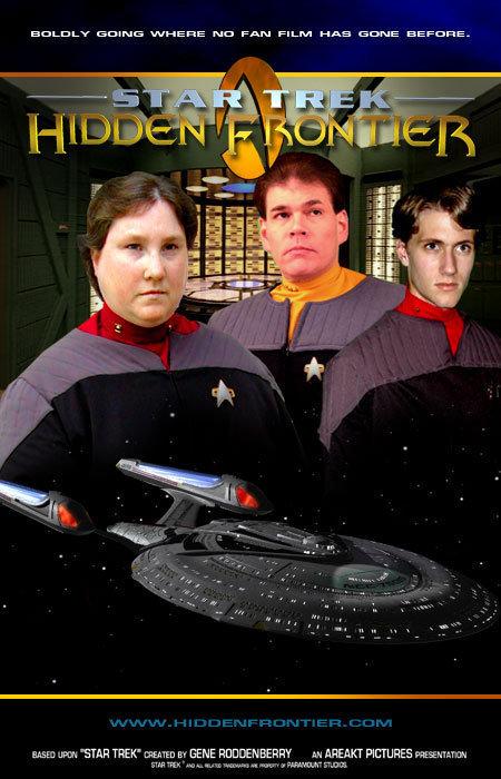Star Trek: Hidden Frontier (2000)