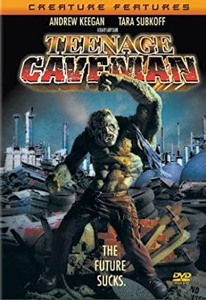 Teenage Caveman poster