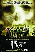 Image of 13: Fear Is Real